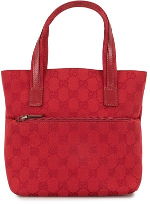Gucci Pre-Owned Monogram Tote Bag