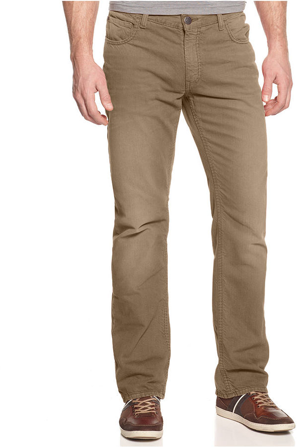 INC International Concepts Jeans, Coyle Slim Straight Jeans