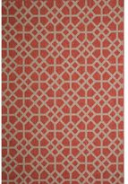 Christopher Knight Home Roxanne Larita Indoor/Outdoor Red Rug (8' x 10')