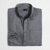 J.Crew Factory Slim jaspé shirt