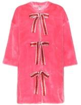 Shrimps Adelaide Faux Fur Coat