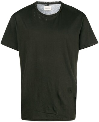 R 13 washed loose T-shirt