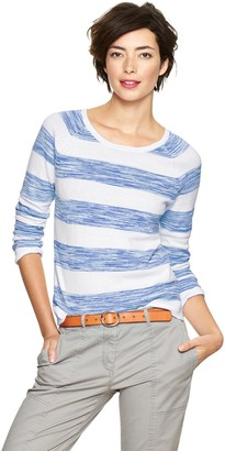 Gap Space-dye stripe sweater