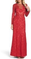 Tadashi Shoji Women's Corded Lace Gown