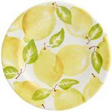 Pier 1 Imports Lemon Salad Plate