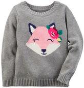 Carter's Animal Sweater