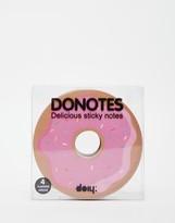 Doiy Doughnut Sticky Notes