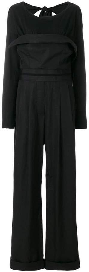 Alexander Wang deconstructed jumpsuit