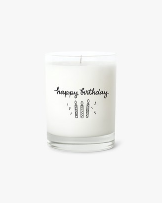 The Little Market Happy Birthday Candle