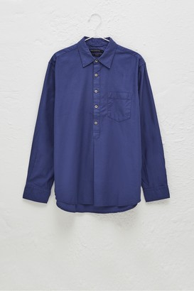 French Connection Pique Pop Over Shirt