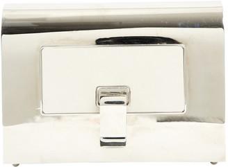 Proenza Schouler \N Silver Metal Clutch bags