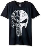 Marvel Men's Punisher Short Sleeve Graphic T-Shirt