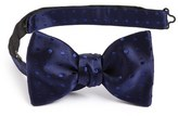Eton Men's Woven Silk Bow Tie