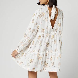 Free People Women's Petit Fours Mini Dress