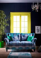Matthew Williamson Butterfly Wheel Kemp Compact Sofa