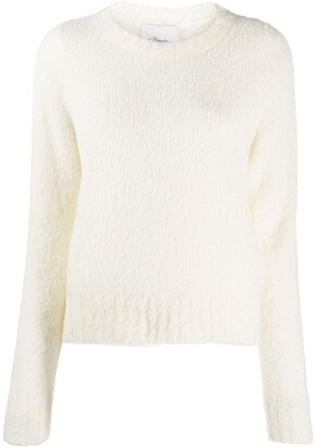 3.1 Phillip Lim Inset Shoulder Jumper