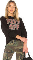 Junk Food Clothing Kiss Off Pullover