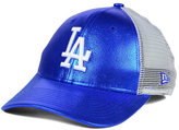 New Era Women's Los Angeles Dodgers Team Glimmer 9FORTY Cap