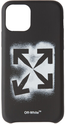 Off-White Black Stencil iPhone 11 Pro Case
