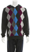 Dolce & Gabbana Argyle Cashmere Sweater w/ Tags