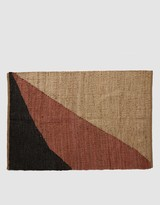 Living Textiles Tantuvi 4 x 6 ft. No. 11 Hemp Rug in Rose