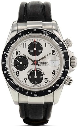 Tudor 2000 pre-owned Oyster Date Prince Chronograph 39mm
