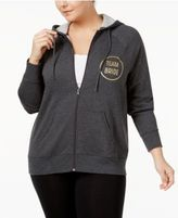 Ideology Plus Size Bridesmaid Hoodie, Only at Macy's