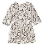Bonpoint Little Girl's & Girl's Heart Cotton Dress