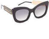 Shourouk Date Sunglasses
