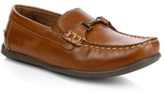 Florsheim Kid's Jasper Leather Penny Loafers