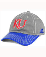 adidas Kansas Jayhawks Shadow Slouch Adjustable Cap