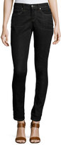 Eileen Fisher Stretch Skinny Jeans, Vintage Black, Plus Size