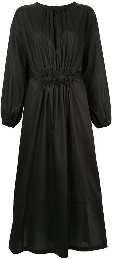 Matteau Long Sleeve Maxi Dress