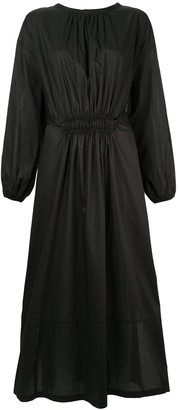 Matteau Long Sleeve Maxi Dress