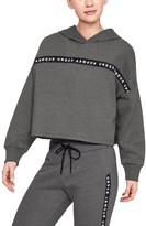 Under Armour Women's UA Taped Fleece Hoodie