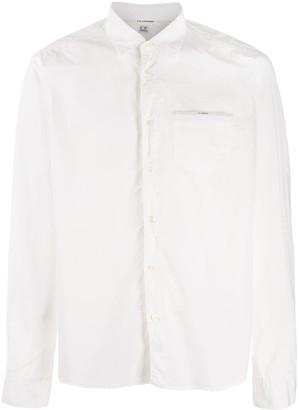 C.P. Company Plain Slim-Fit Shirt