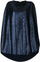 Stefano Mortari sequin shift dress