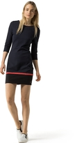 Tommy Hilfiger Colorblock Ponte Dress