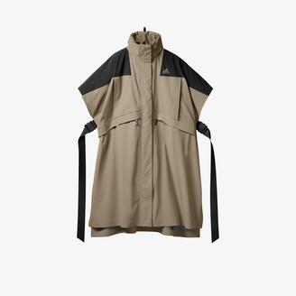 adidas X HYKE high neck poncho