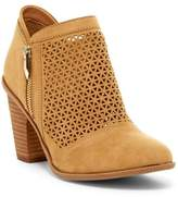 Fergie Dream Laser Cut Bootie