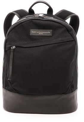WANT Les Essentiels Kastrup Canvas Backpack