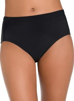Penbrooke Women's Basic Brief Bikini Bottom