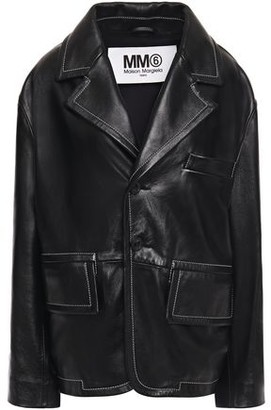 MM6 MAISON MARGIELA Leather Jacket