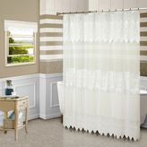 United Curtain Co. Valerie Fabric Shower Curtain