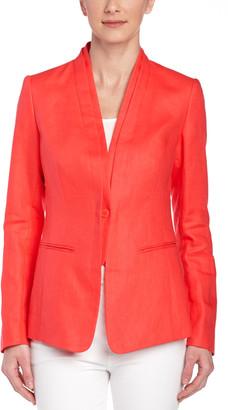 Lafayette 148 New York Gissela Linen Jacket