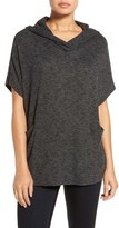 Gibson Short Sleeve Poncho Top