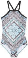 Seafolly Aztec Tapestery Tank One-Piece Girl's Swimsuits One Piece