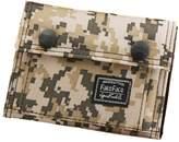 Fakeface Heavy-Duty Casual Canvas Trifold Digital Camo Commando Wallet Card Holder Organizer
