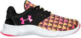 Under Armour Girls' Preschool Flow Swirl Running Shoes
