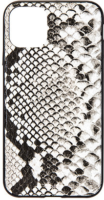 Sonix Gray Python Wallet 11 Pro MAX Case